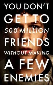 الشبكة الاجتماعية؛ لن تحصل على 500 مليون صديق لم يكن لديك عدد قليل من اعداء!
