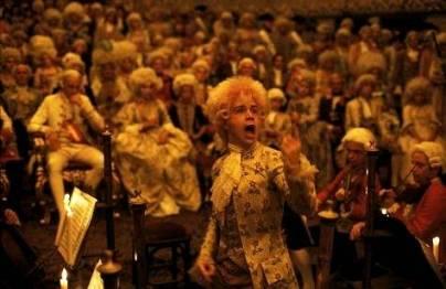 Amadeus 1984 scene 1