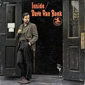 Inside Dave Van Ronk 1964
