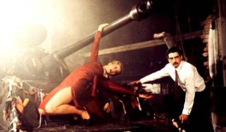Underground 1995 scene