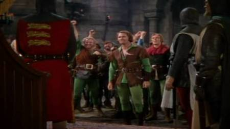 Adventures of Robin Hood 1938